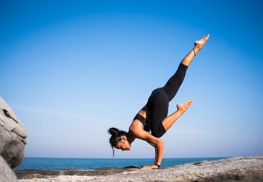 Yoga May Help With Chronic Pain